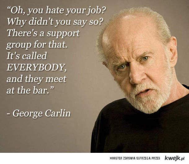 nie cierpisz swojej pracy?