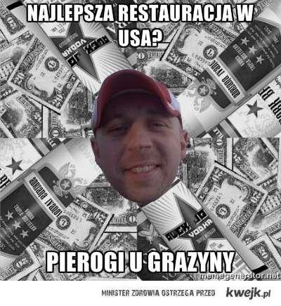 polaczek w USA
