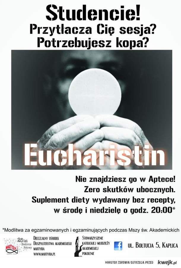Eucharistin na wszystko