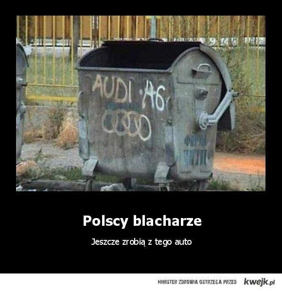 polscy blacharze