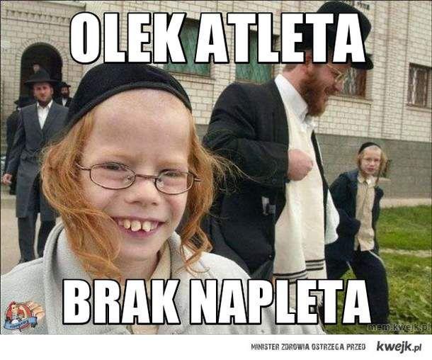 OLEK ATLETA