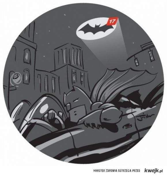 batman na fejsie