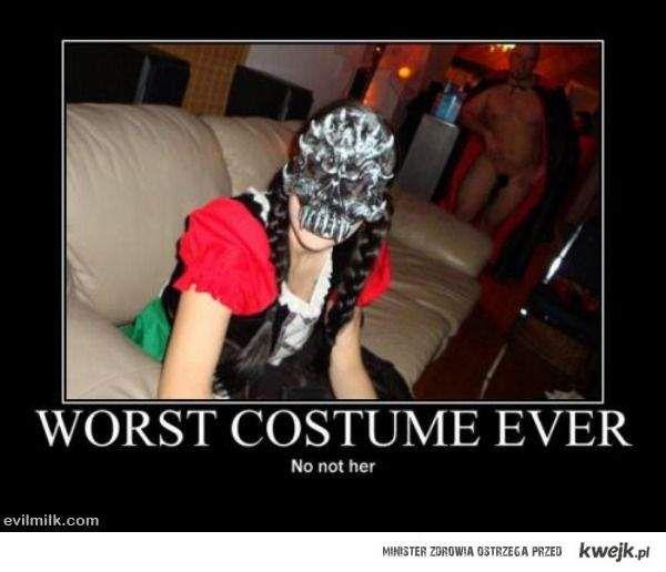 worst costume ever
