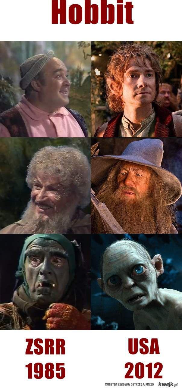 Hobbit: Rosjanie byli szybsi