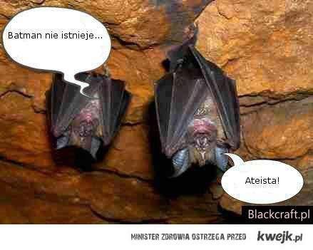 Batman nie istnieje
