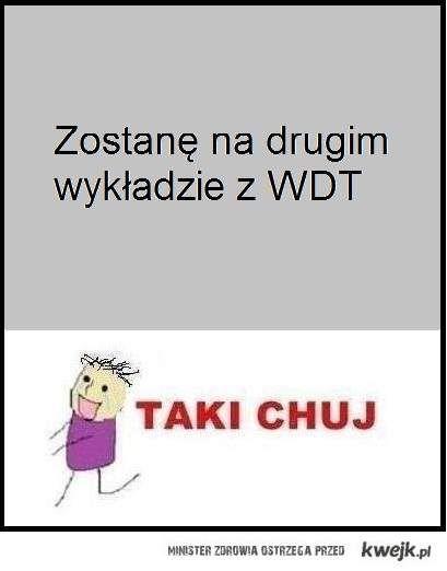 wyklad WDT