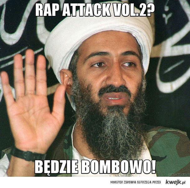 rap attack vol.2?