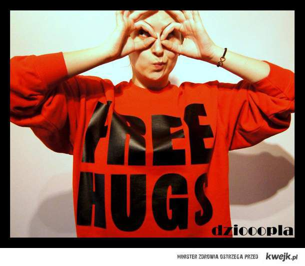 Free Hugs for all?