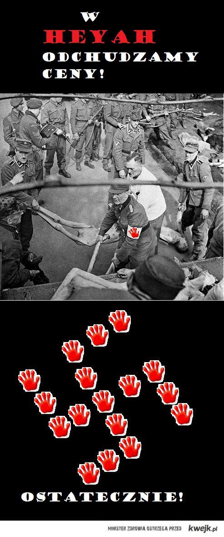 "Heyah - ""zabawna"" reklama ala Lenin"