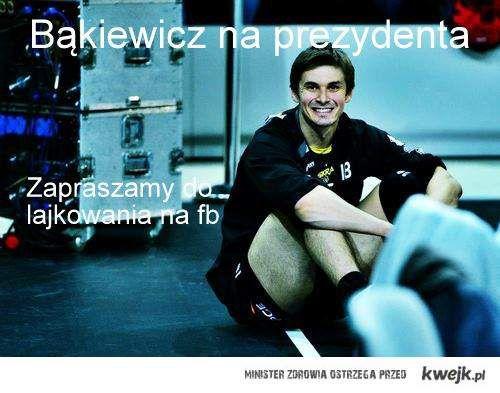 Bąkiewicz na prezydenta