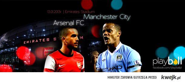 Premier League - Arsenal FC vs Manchester City