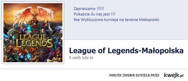 League of Legends Małopolska