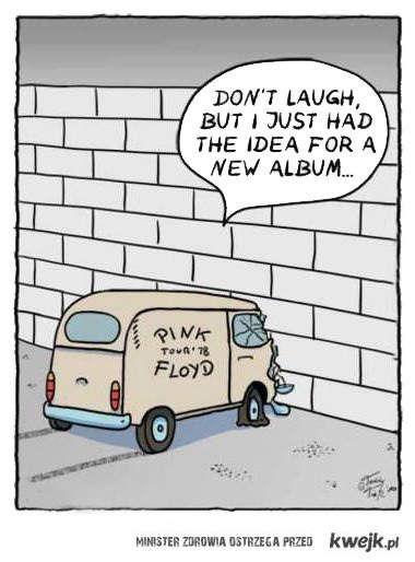 Idea the wall
