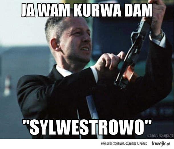 Sylwestrowo