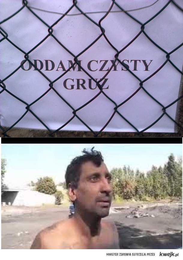 Czysty gruz