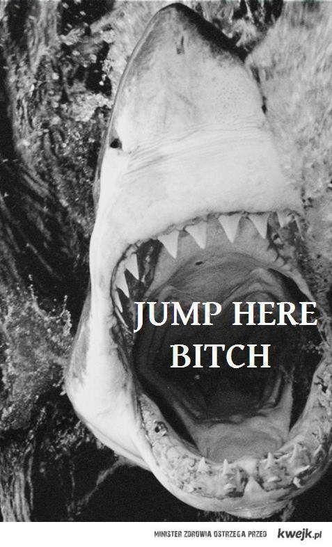 jump here