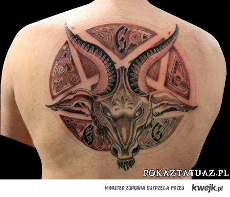 Tatuaż Paula Bootha