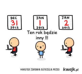 Ten rok będzie inny