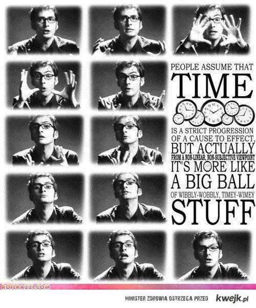 doctor who o czasie