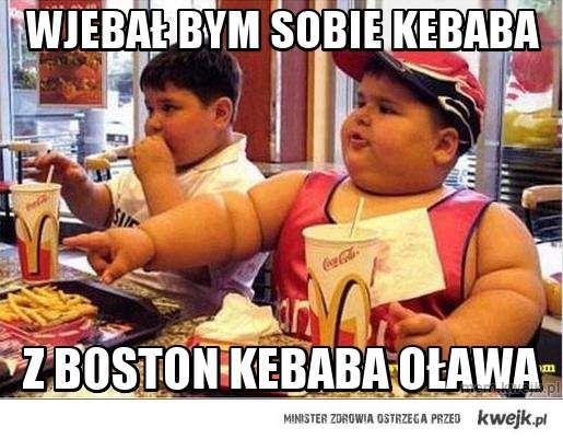 WjebAŁ bym sobie kebaba