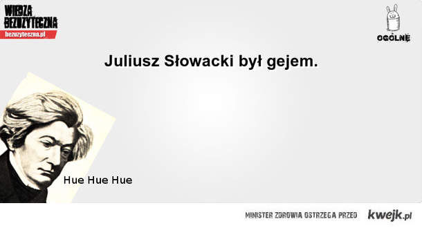 Mickiewicz vs. Slowacki