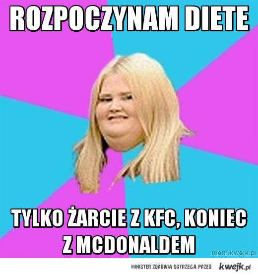 Rozpoczynam diete