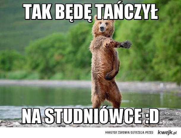 Tak Będę tańczył