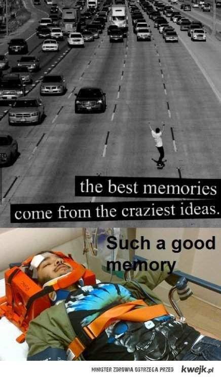 Najlepsze wspomnienia