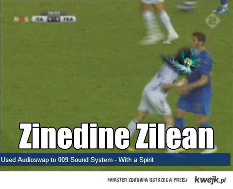 zinedine ZILEAN
