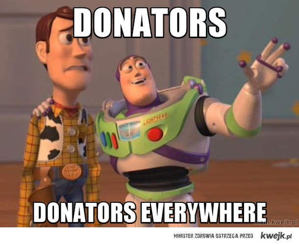 Donators