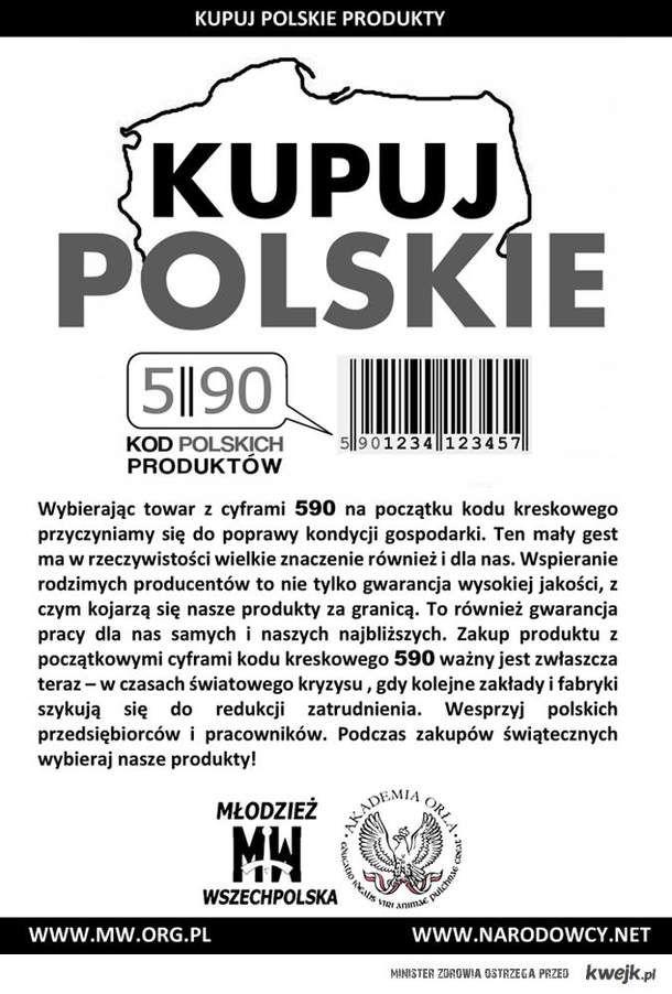 Kupuj polskie!