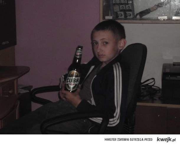 piwo wieksze od niego