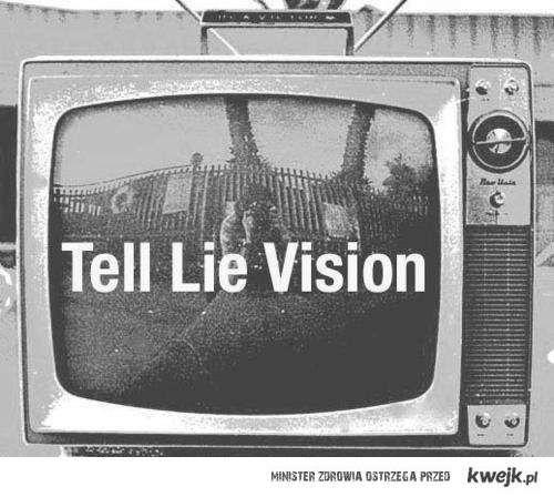 tell lie vision