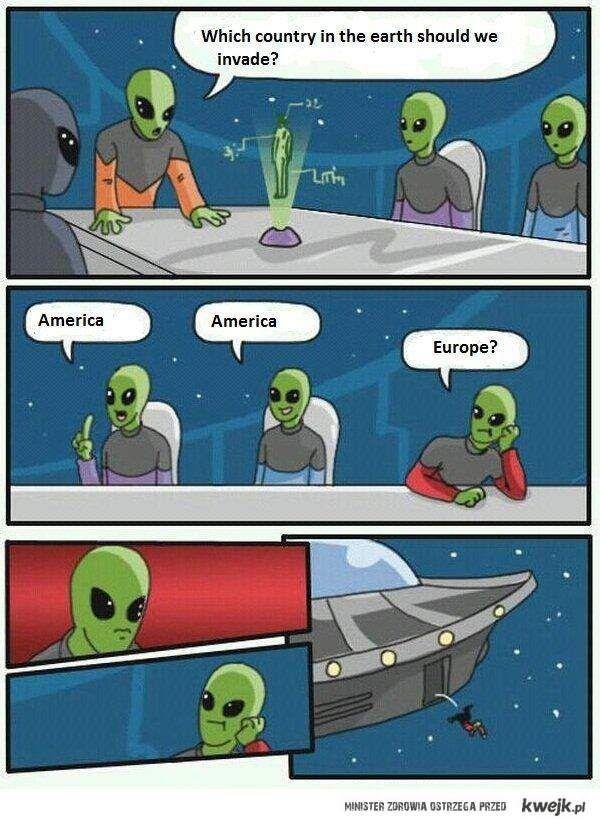 UFO Europe