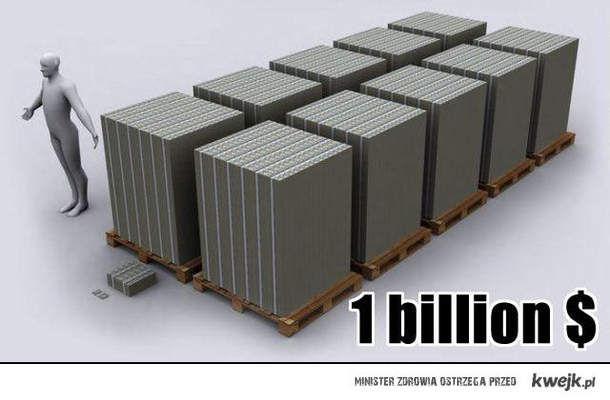 miliard dolarow
