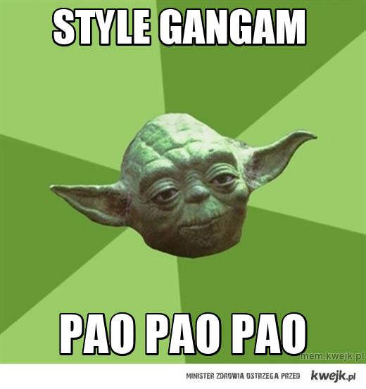 style gangam