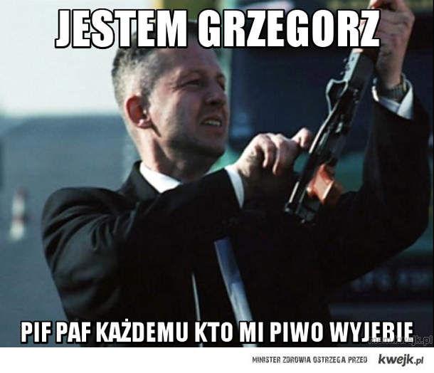 JesTEM GRZEGORZ