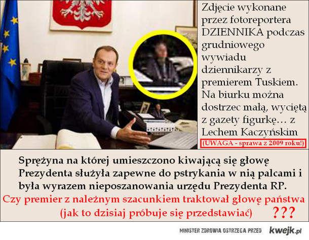 Twórca wojny polsko-polskiej?