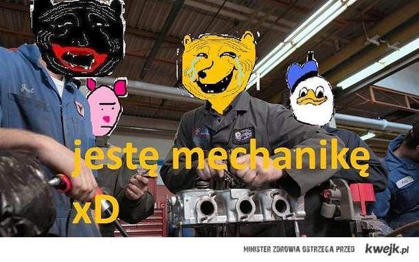 Mechanikę