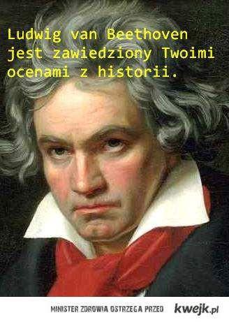 Ludwig von Beethoven :DD