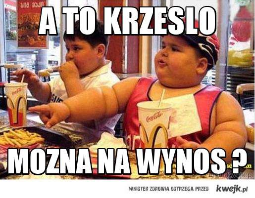 a to krzeslo