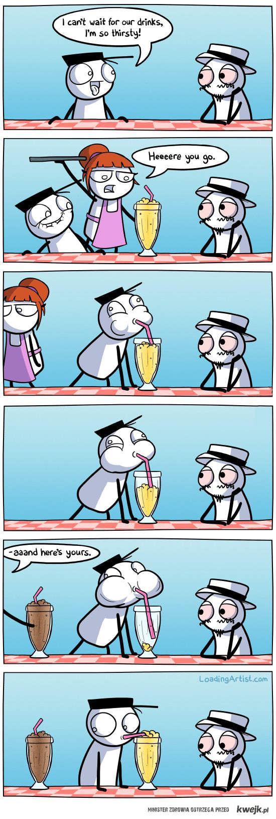 Zawsze w restauracji