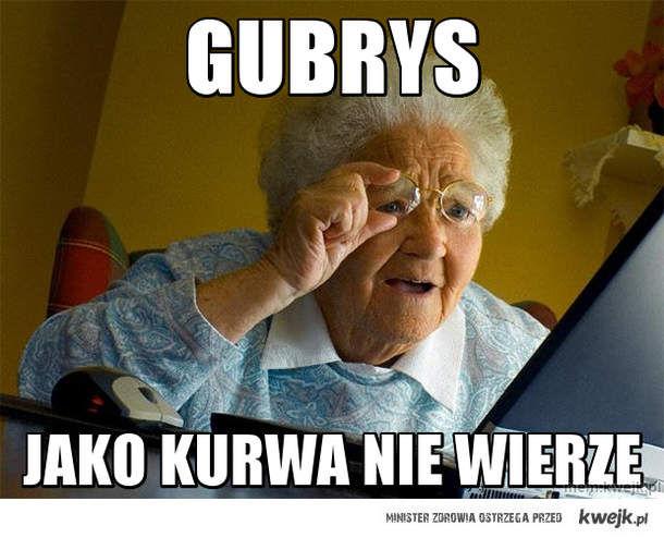 Gubrys