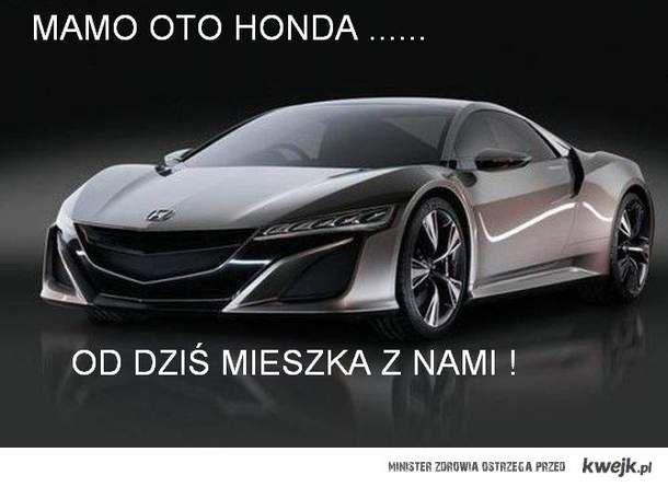 Honda<3