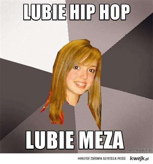 lubie hip hop