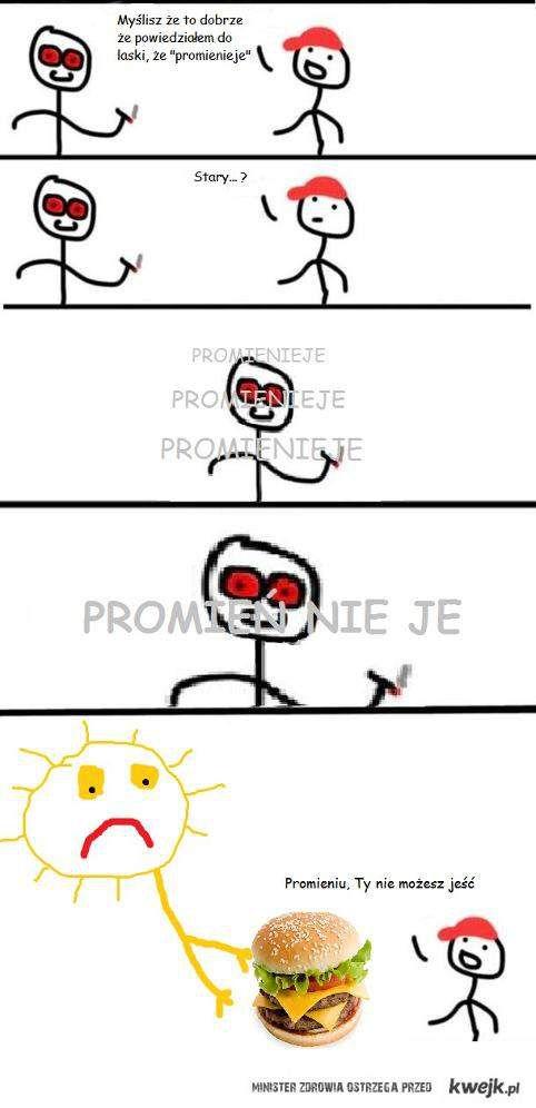 promien