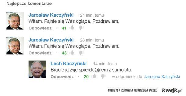 Lech żyje!