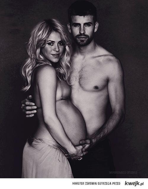 Shakira i Pique!