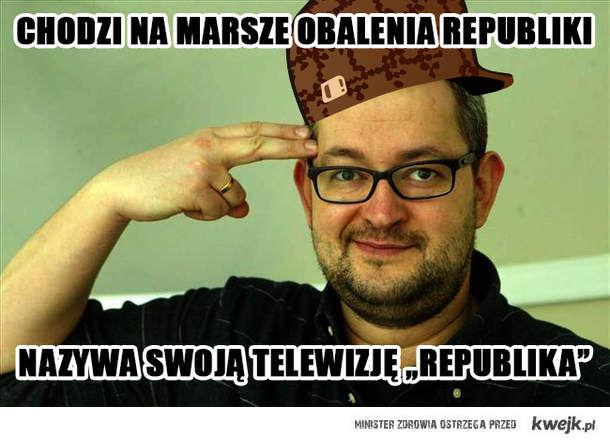 Scumbag Rafał
