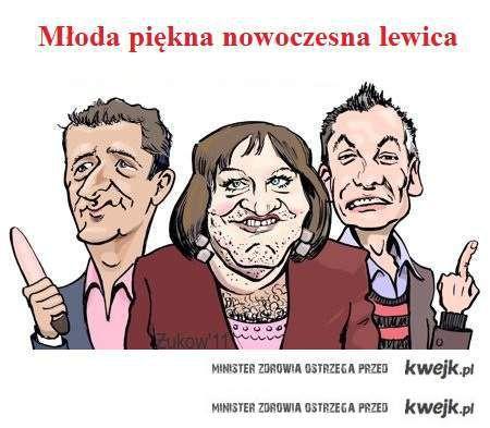 """Nowa  Lewica"""